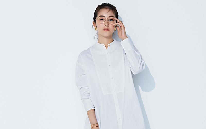 【今日の服装】こなれて見える「白シャツ」コーデって?【アラサー女子】