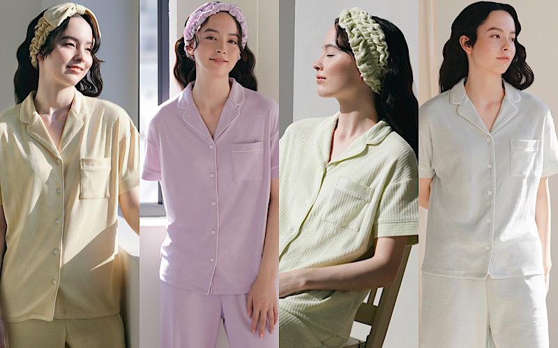 【¥2,990】GUの春夏新作パジャマが大人でも着られて可愛すぎ