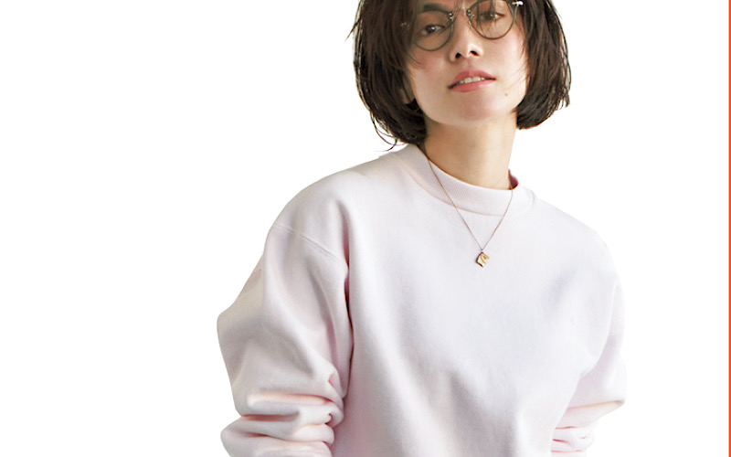 【今日の服装】「スウェット」を女っぽく着こなすなら?【アラサー女子】