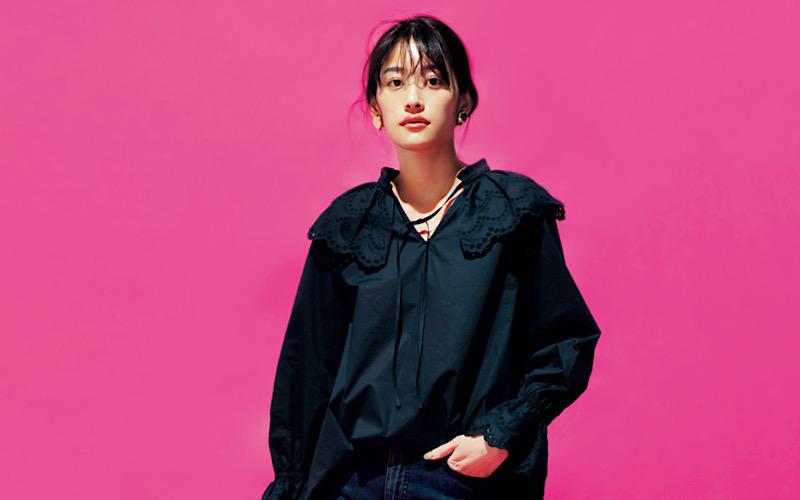 【今日の服装】「ユニクロのデニム」をオシャレに穿くなら?【アラサー女子】