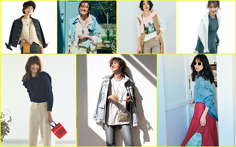 【今週の服装】大人可愛い「春カジュアルコーデ」7選【アラサー女子】
