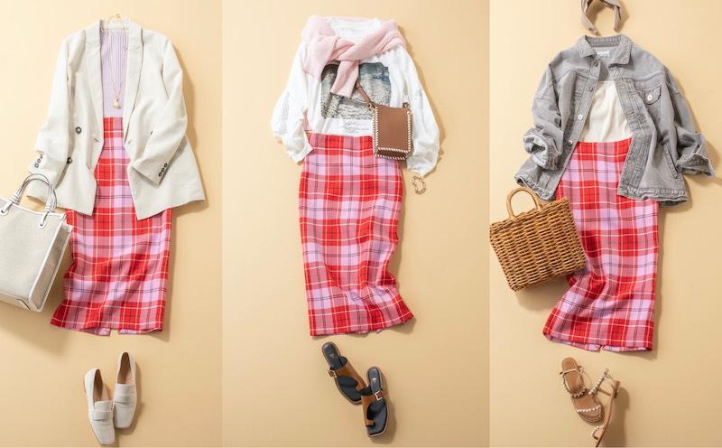 【ZARA】週3で着られる大人可愛いスカート「通勤日・休日・デート」❷