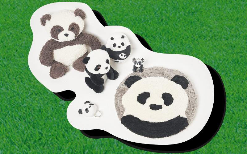 「パンダの癒しグッズ」大人女子も欲しいもの6選