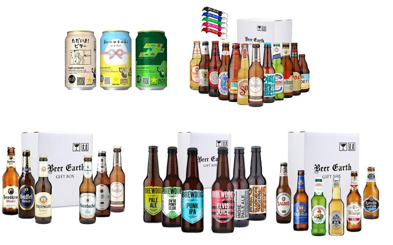 【開催中】「Amazonタイムセール祭り」おすすめのビールセット5選