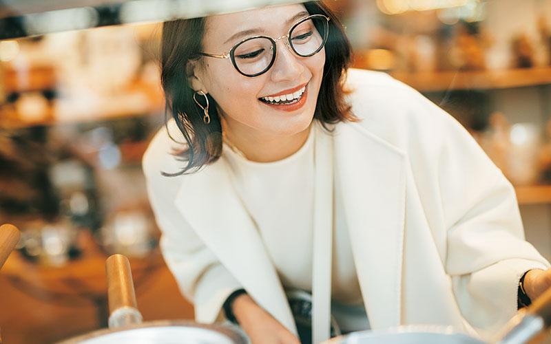 アラサー美女読者モデル、光沢 真実さんが人気の「5つの秘密」