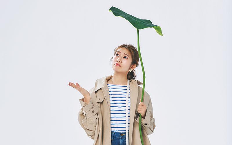 【桜井玲香】身長が低い人の「ボーダー」コーデ【今日の着回しDiary】