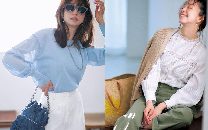 大人女子も着られる「トレンド服」6選【柄、素材の特徴は?】