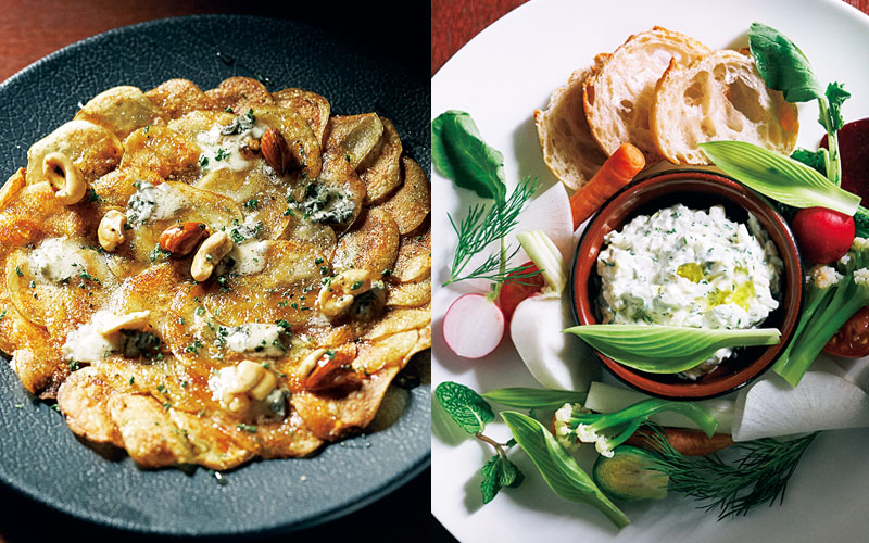 お家で簡単「チーズ料理」2選【新じゃがのガレット&セルヴェルドカニュ!?】