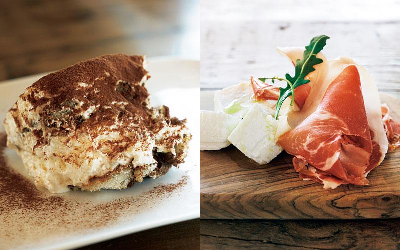 お家で簡単「チーズ料理」2選【ティラミス&生ハムチーズ編】