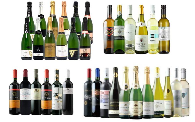 【開催中】「Amazonタイムセール祭り」おすすめのワインセット5選