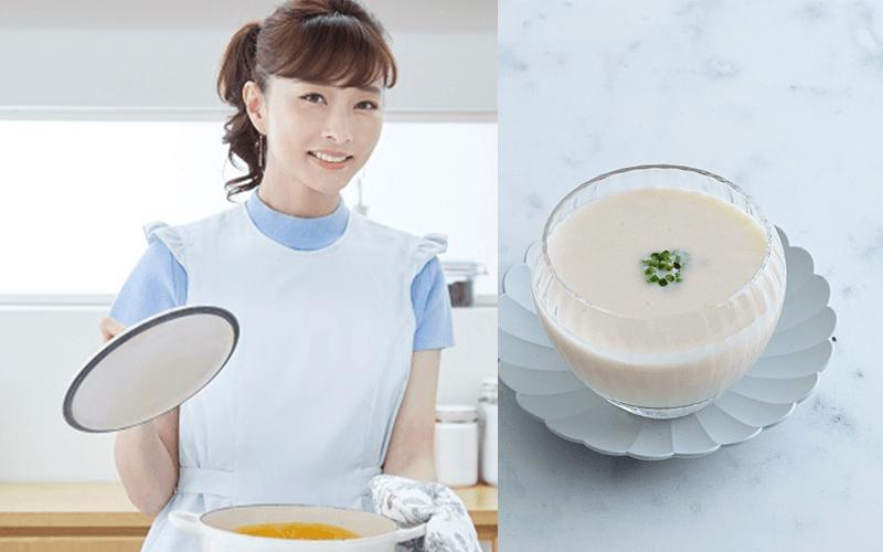 美容家【石井美保さん】が美肌のために飲んでいる「スープレシピ」3選