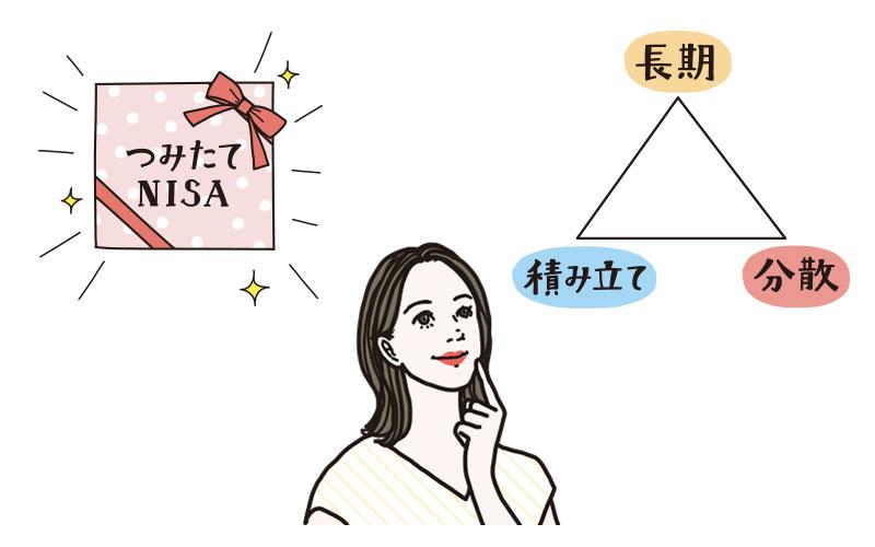 投資経験ゼロの人向け「つみたてNISA」のおトクな情報7選