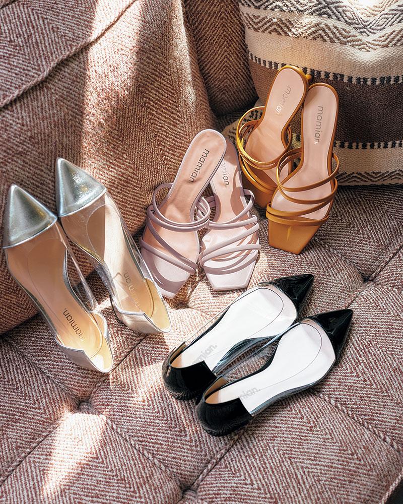 「靴は女の顔になる」をテーマに