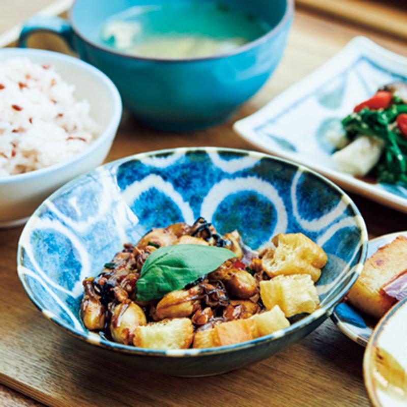 洗練された台湾料理をシャンパン