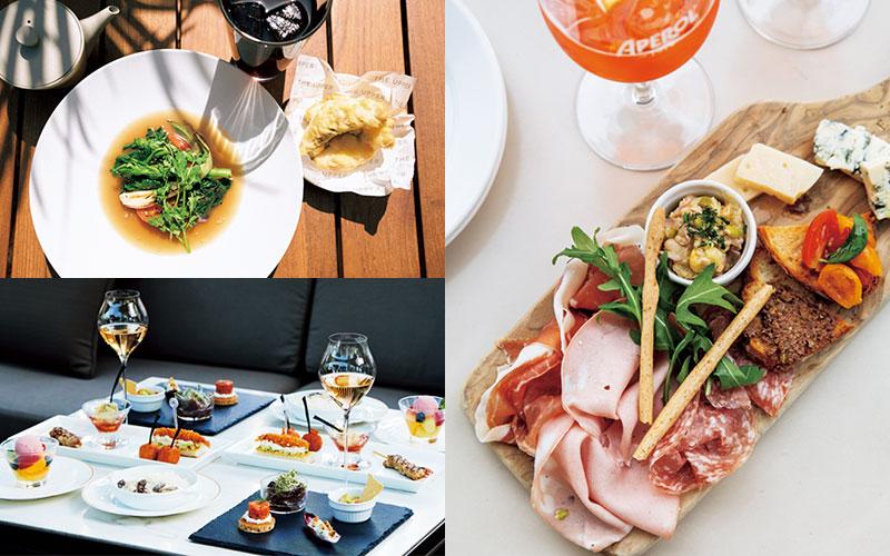 東京都内でテラス席のある、おすすめ「飲食店レストラン」7選