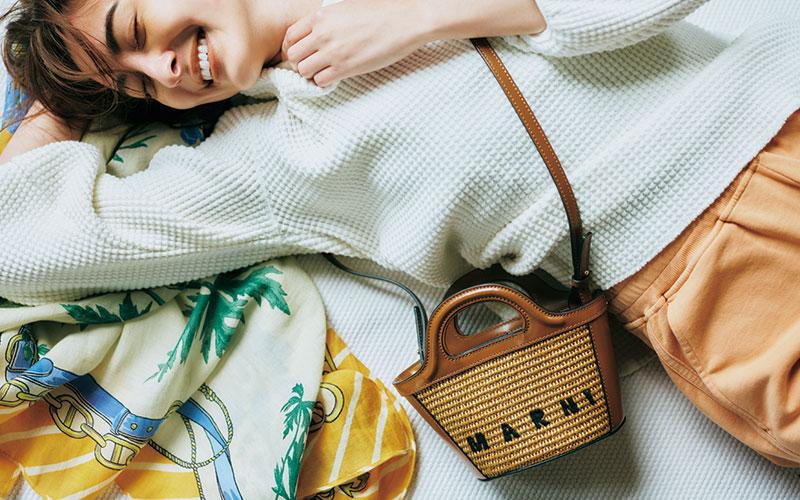 アラサー女子におすすめ!大人可愛い「ミニカゴバッグ」3選【クロエ、マルニ…】