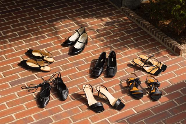 意外?実は夏こそ黒い靴!スタイリスト斎藤美恵さんが選んだ7足