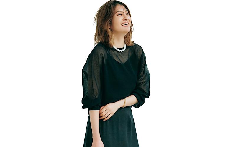 【今日の服装】重く見えない「モノトーンコーデ」って?【アラサー女子】