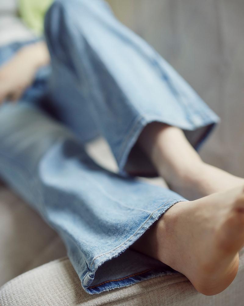 「WIDE LEG」¥6,93