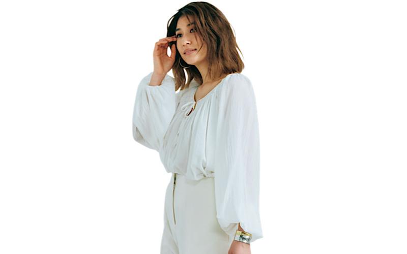 【今日の服装】デブ見えしない「ホワイトコーデ」って?【アラサー女子】