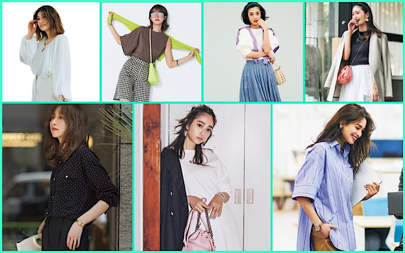 【今週の服装】あか抜けて見える「初夏コーデ」7選【アラサー女子】