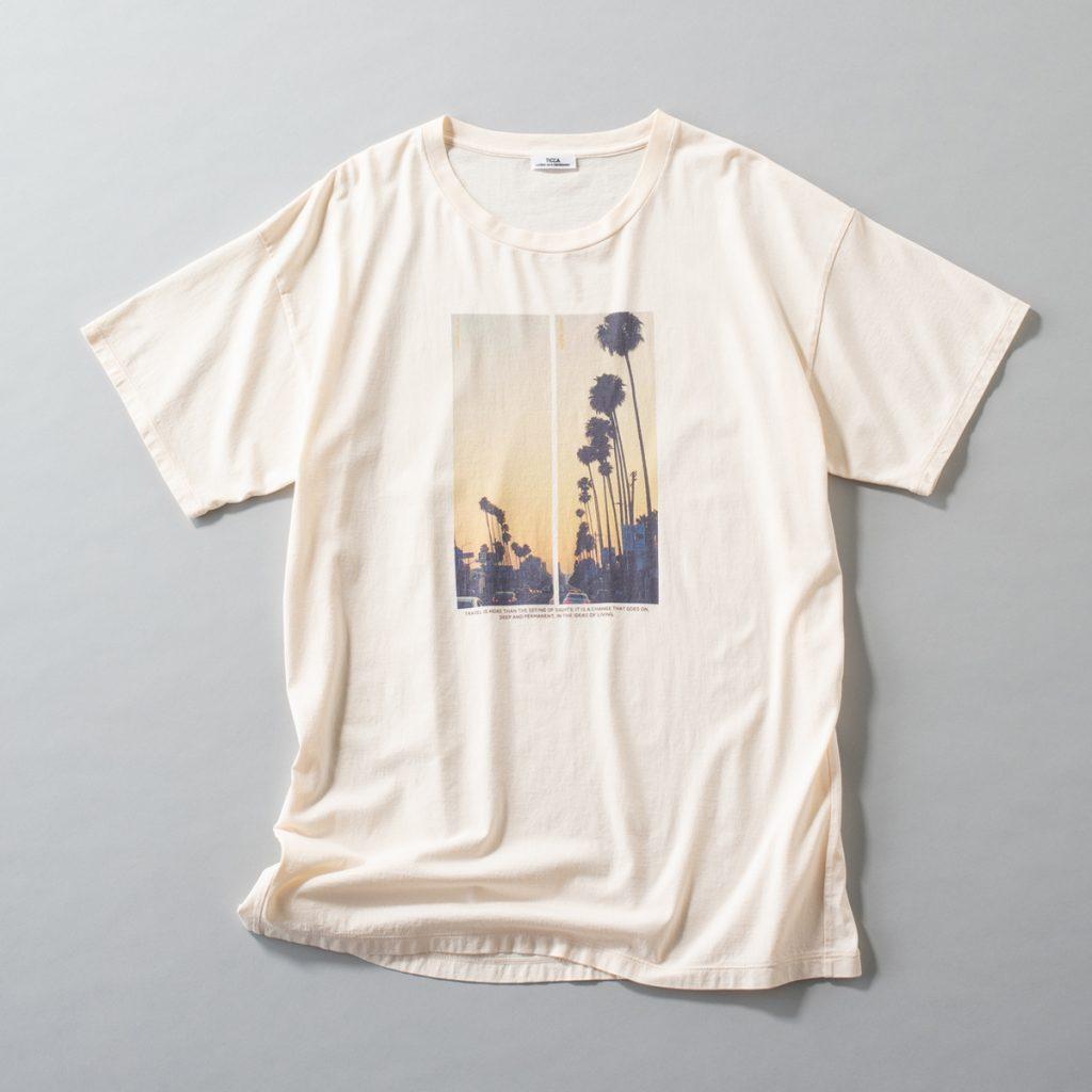 「今年っぽいTシャツと言えば?