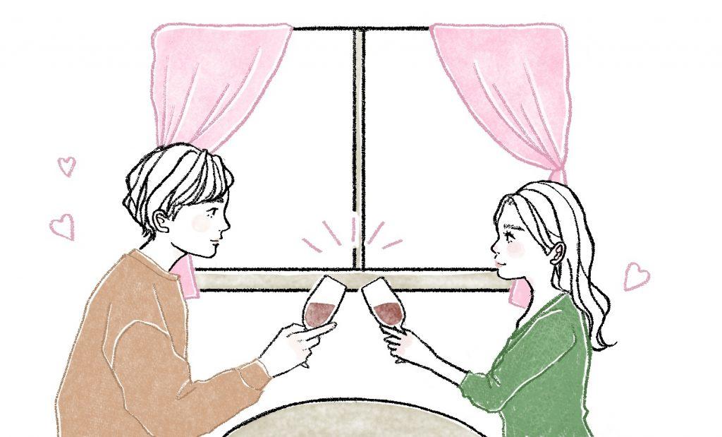 【本当にあったコロナ禍婚活バナシ③】可能な範囲で楽しむ&挑戦することも大切!