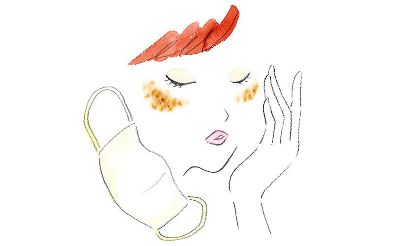 【美容皮膚科医が教える】「マスク肝斑」予防のために、してはいけないこと3つ