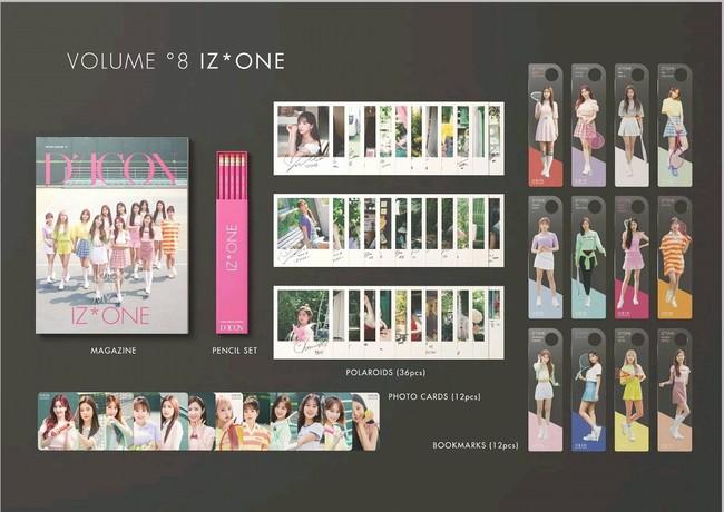 IZ*ONEは日本と韓国の合同