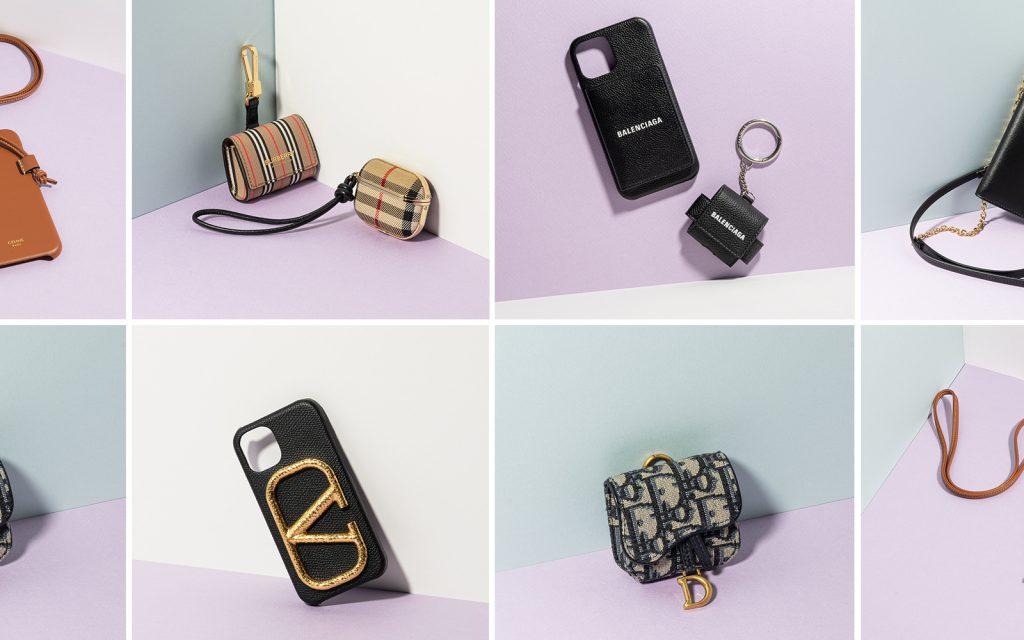 【ディオール・プラダetc...】憧れブランドの「スマートフォン小物」で気分を上げたい!