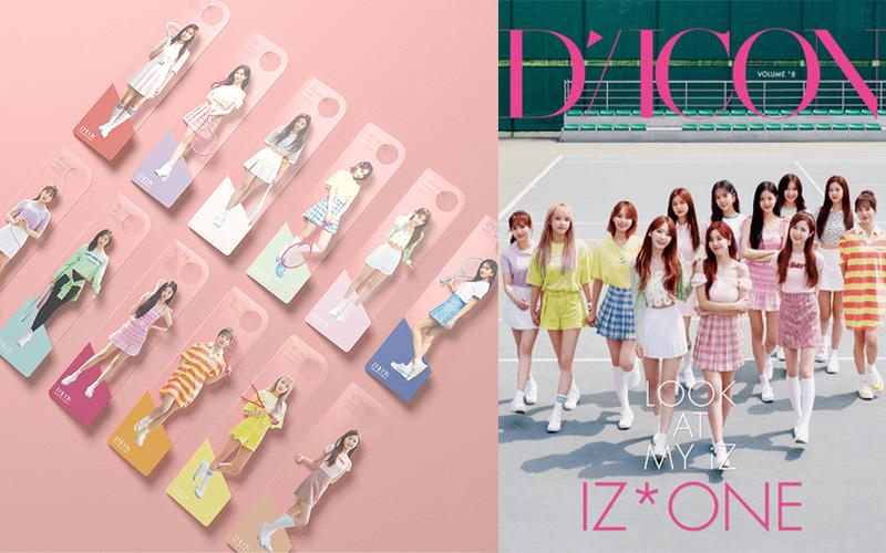【IZ*ONE】神写真集『LOOK AT MY iZ』JAPAN EDITIONが再入荷決定!