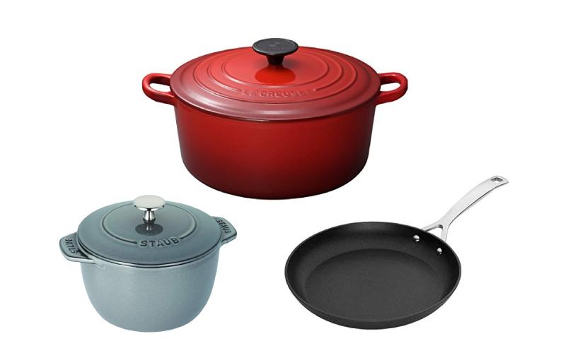 【本日23時59分まで】Amazonタイムセール祭り「おすすめの鍋」5選|ル・クルーゼ、ストウブ…