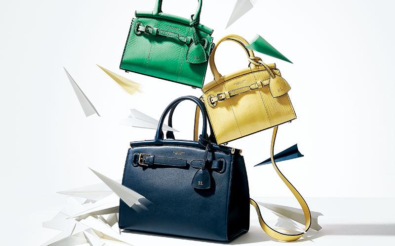 【ラルフローレン】アラサー女子におすすめの超名品バッグ