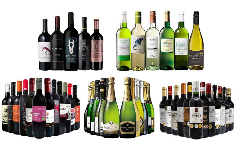 【本日最終日】Amazonタイムセール祭り「おすすめのワインセット」5選