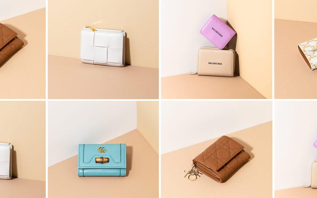 【グッチ・ディオールetc...】憧れブランドの「ミニ財布」今欲しいものだけ!