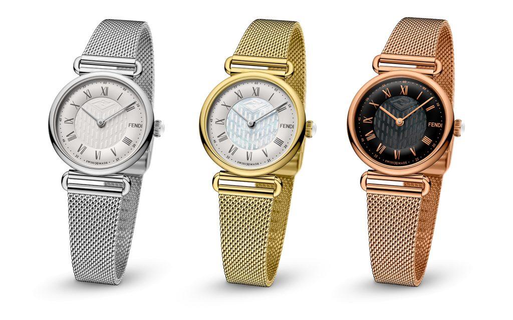 フェンディの新作腕時計「パラッツォ」が、ボーナス買いにぴったりすぎる!