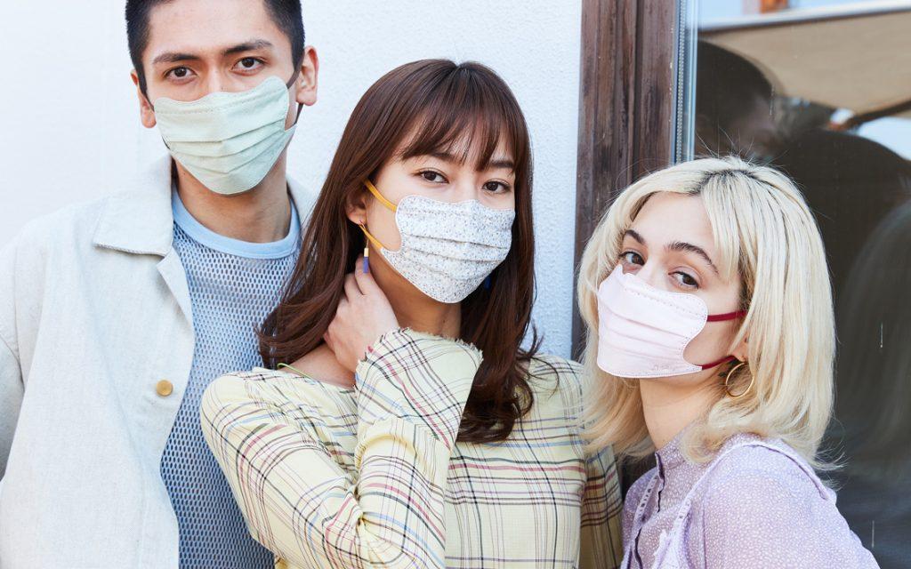 SNSで話題のおしゃれ不織布マスク「D.masque」を10名様にプレゼント!