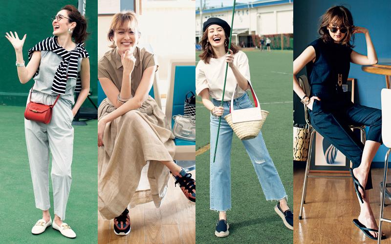 スタイリスト11人が認めた「大人女子の間違いない服」11選【デニム、スニーカー…】