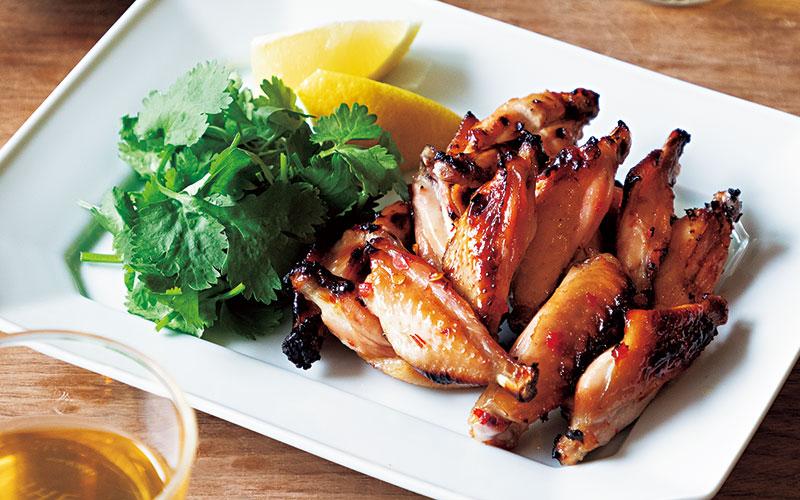 「絶対に余りがちな調味料」簡単な使い切り方【スイートチリ鶏スペアリブ】