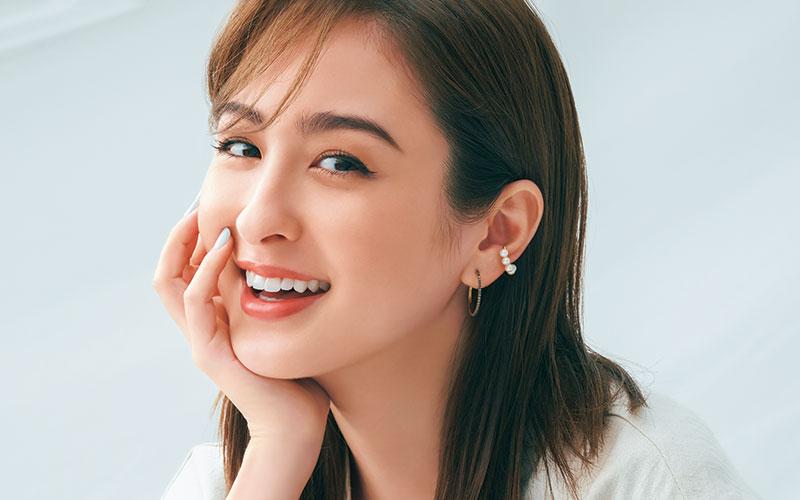 【オードリー亜谷香】人気モデルの「メークのこだわり」大公開!