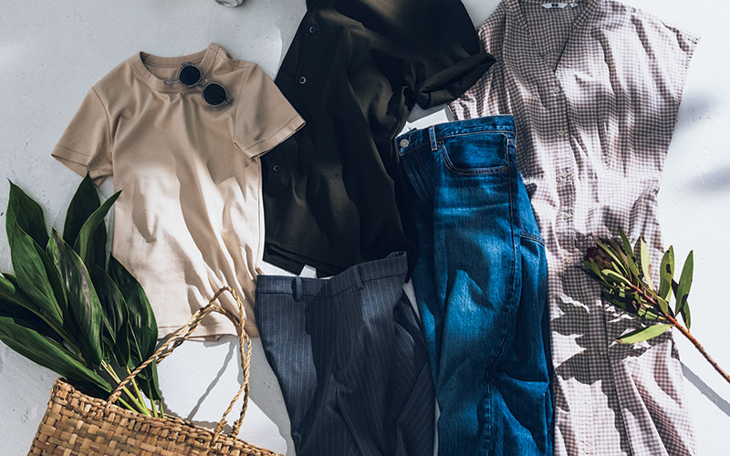 スタイリストが厳選した「ユニクロで夏に買ったほうがいい服」5つ