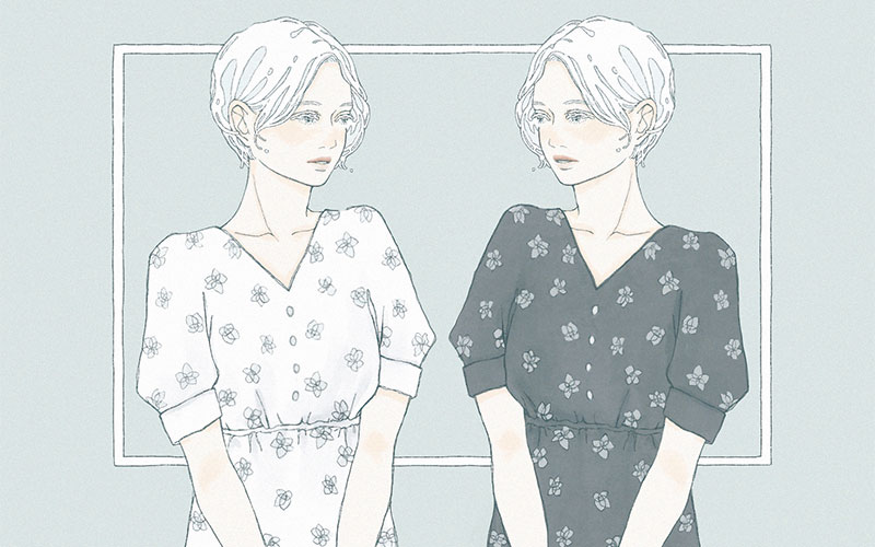 カツセマサヒコ「それでもモテたいのだ」【白と黒のワンピ、どっちがモテる?】