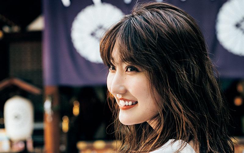 アラサー美女読者モデル、立川沙也香さんが人気の「5つの秘密」
