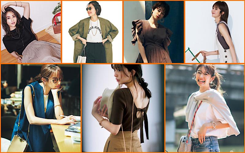 【今週の服装】夏を先取る「カジュアルコーデ」7選【アラサー女子】