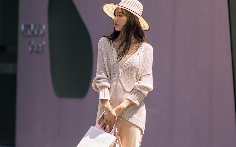 【今日の服装】簡単にマネできる「ワントーンコーデ」って?【アラサー女子】