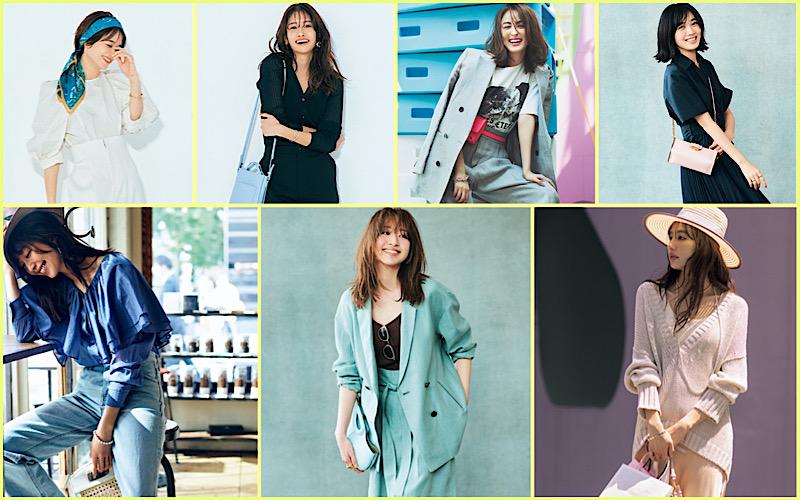 【今週の服装】ワンランク上の「初夏コーデ」7選【アラサー女子】