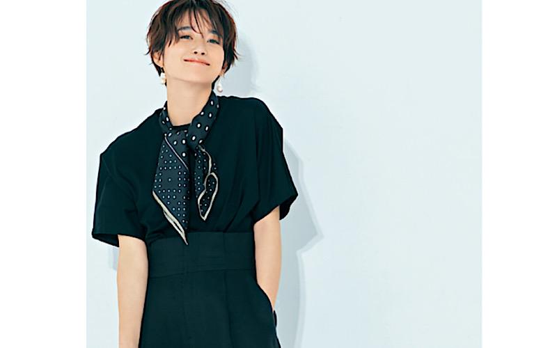 【今日の服装】雨の日の「ショートパンツ」の着こなしって?【アラサー女子】