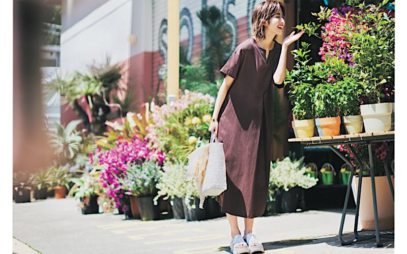 【今日の服装】雨でも安心な「スポサンコーデ」って?【アラサー女子】