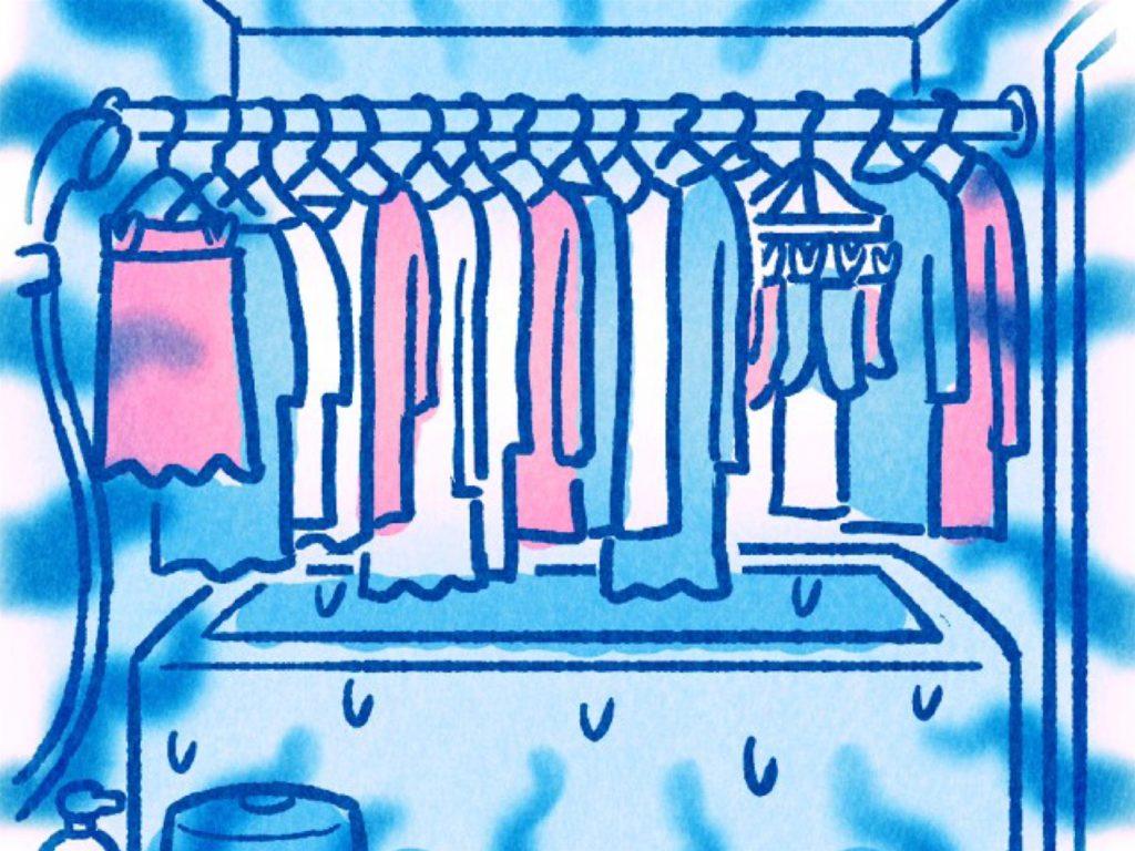 洗濯のプロが、晴れの日も部屋干しする理由って?【梅雨時期でも早く乾く!正しいお洗濯講座】