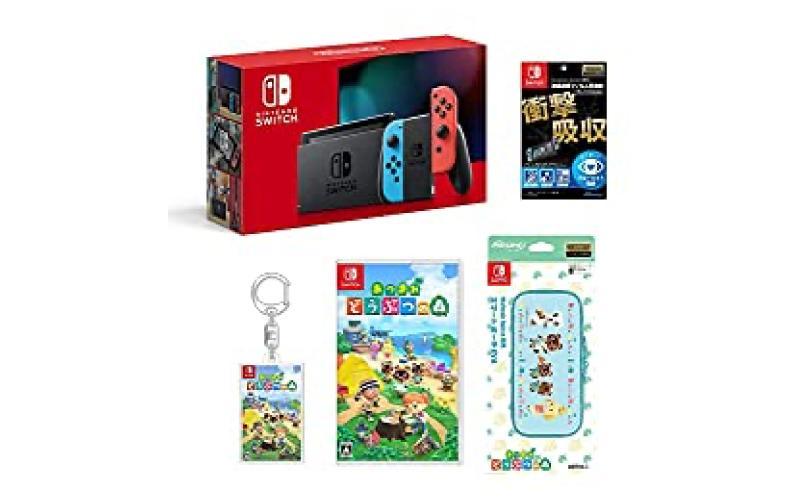 【Nintendo Switch】セール開催中!「Amazonプライムデー」大注目のおすすめアイテム3選【どうぶつの森セットも!】